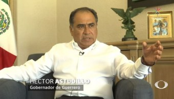 gobernador de guerrero rechaza nexos con secretario de seguridad publica de chilpancingo