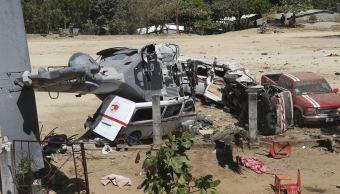 sobrevivientes narran fue accidente aereo jamiltepec oaxaca