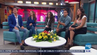 Hijas De La Luna Estreno Lunes 19 Febrero Actores Danilo Carrera Mario Morán