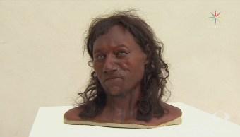 'Hombre de Cheddar', el británico de piel oscura y ojos azules