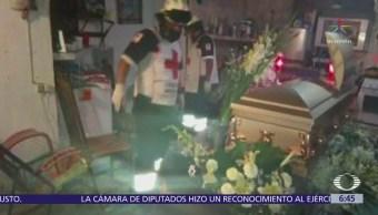 Hombres armados ejecutan a 4 personas reunidas en un funeral, en Veracruz