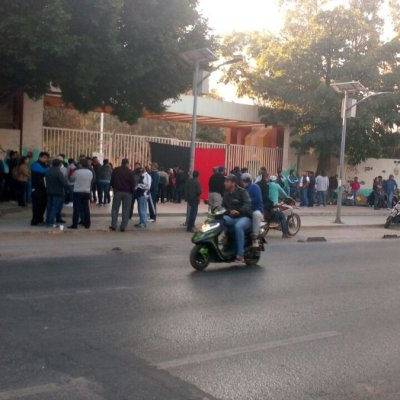 Huelga en la UABJO afecta a más de 25 mil estudiantes