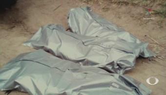 Identifican cuerpos de artesanos veracruzanos desaparecidos en Chilapa