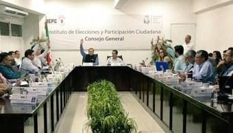 Tribunal definirá método de selección de candidato de coalición Todos por Chiapas