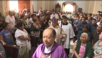 Iglesia y autoridades se confrontan por asesinato de sacerdotes