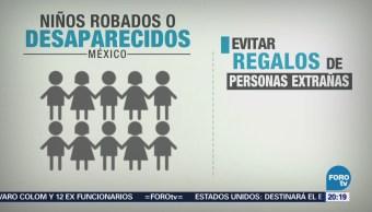 Incrementa robo y desaparición de niños en México
