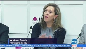 INE Niega Registro Aspirantes Presentaron Inconsistencias