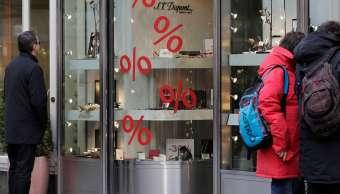 Precios al consumidor en Estados Unidos se aceleran en enero