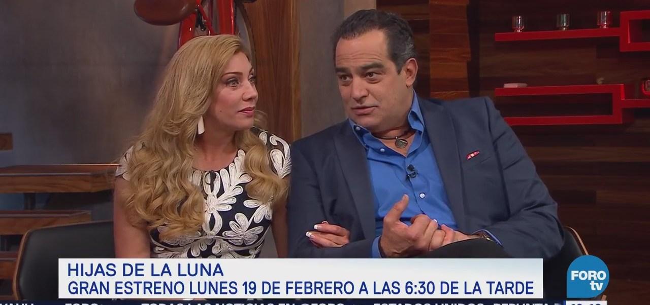 Inicia la telenovela 'Hijas de la luna' por Las Estrellas