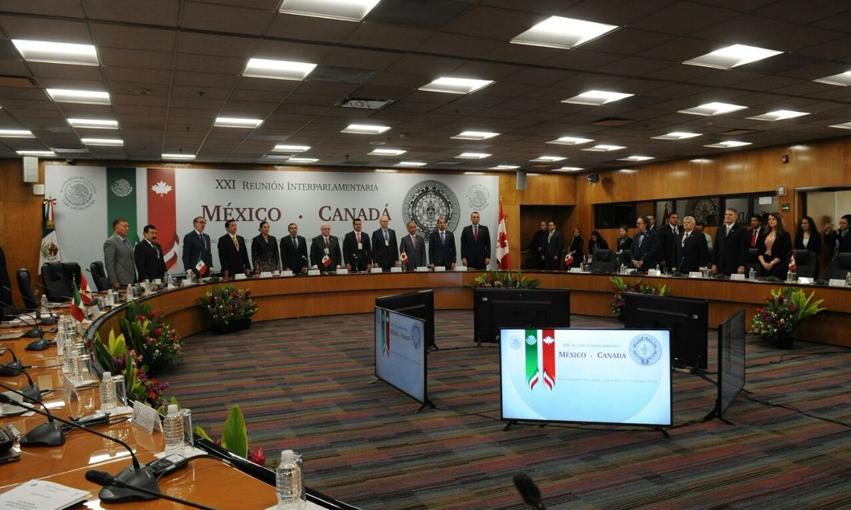 ernesto cordero pide canada no negociar tlcan bilateralmente eu