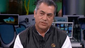 'El Bronco' dice que no usará recursos del INE para campaña presidencial
