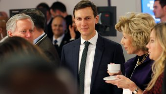 Robert Mueller investiga contactos chinos Jared Kushner