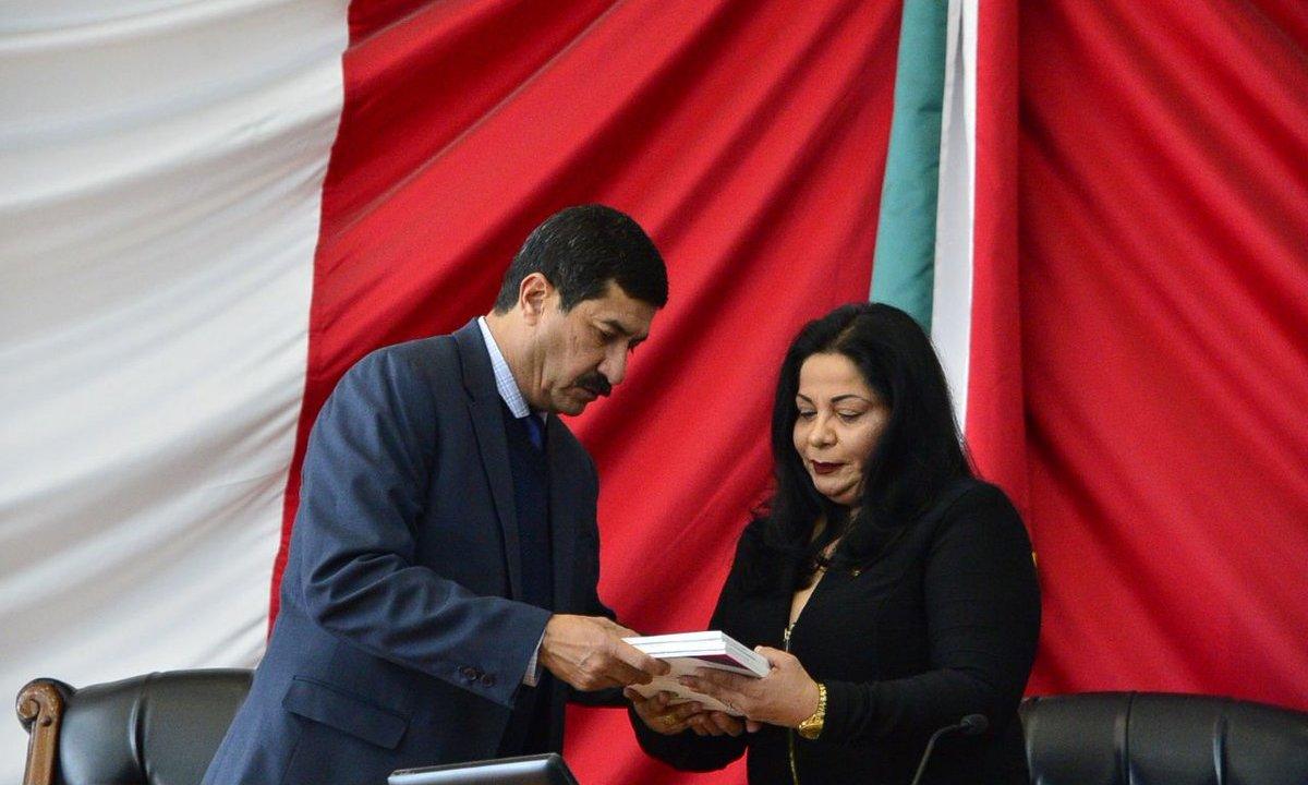 javier corral presenta primer informe gobierno