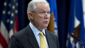 Tráfico de menores tercer delito más grave en EU, advierte Sessions