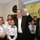 Meade rinde protesta como candidato presidencial del Partido Verde
