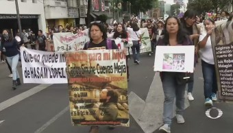 Jóvenes exigen que se esclarezca el caso Marco Antonio Sánchez