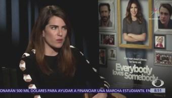 La actriz Karla Souza revela que un director de cine la violó