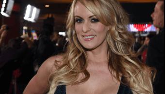 Estrella porno vinculada con Trump lleva su show zona de Mar-a-Lago