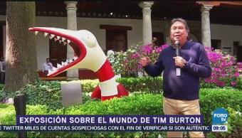 Exposición El Mundo De Tim Burton Maestro Armando Ramírez