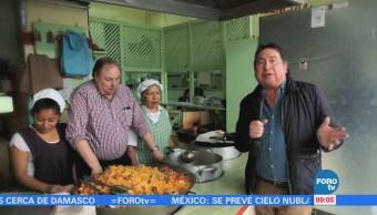 La gastronomía en San Juan Moyotlán