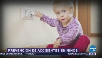 La prevención de accidentes en niños
