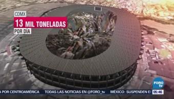 La ruta de la basura en la Ciudad de México