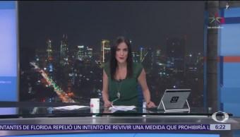 Las noticias, con Danielle Dithurbide: Programa del 21 de febrero del 2018