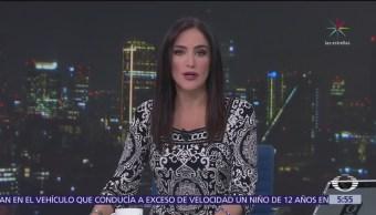Las noticias, con Danielle Dithurbide: Programa del 22 de febrero del 2018