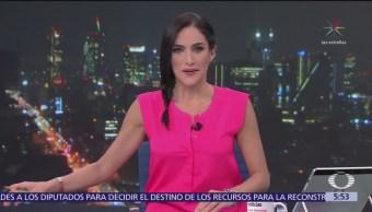 Las noticias, con Danielle Dithurbide: Programa del 23 de febrero del 2018