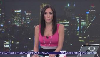 Las noticias, con Danielle Dithurbide: Programa del 28 de febrero del 2018