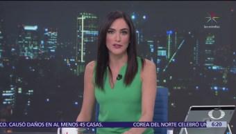 Las noticias, con Danielle Dithurbide: Programa del 8 de febrero del 2018