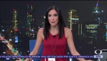 Las noticias, con Danielle Dithurbide: Programa del 9 de febrero del 2018