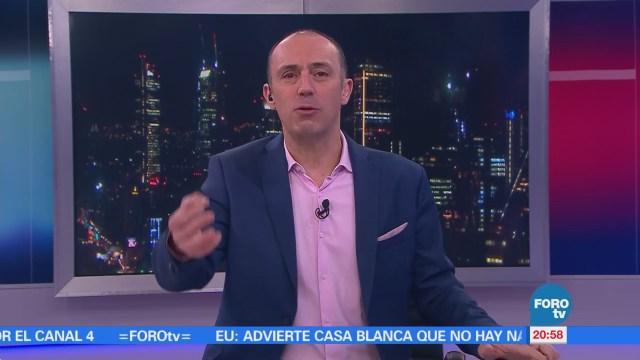 Las noticias, con Julio Patán: Programa del 7 de febrero de 2018Las noticias, con Julio Patán: Programa del 7 de febrero de 2018