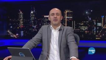 Las noticias con Julio Patán Programa del 8 de febrero de 2018