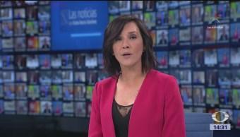Las Noticias, con Karla Iberia: Programa del 13 de febrero de 2018