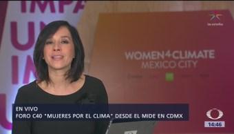 Las Noticias, con Karla Iberia: Programa del 26 de febrero de 2018