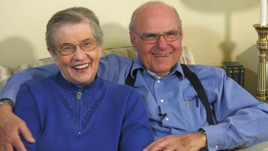 LaVonne Moore, enferma de Alzheimer de 85