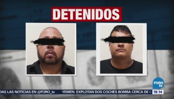Liberan a dos estadounidenses secuestrados en Nuevo León