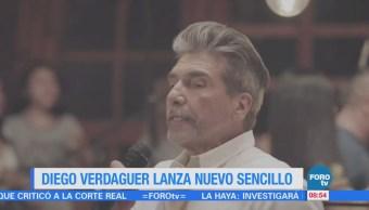 #LoEspectaculardeME: Diego Verdaguer lanza su segundo sencillo 'Tonta'