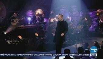 #LoEspectaculardeME: Miguel Bosé es reconocido en Viña del Mar
