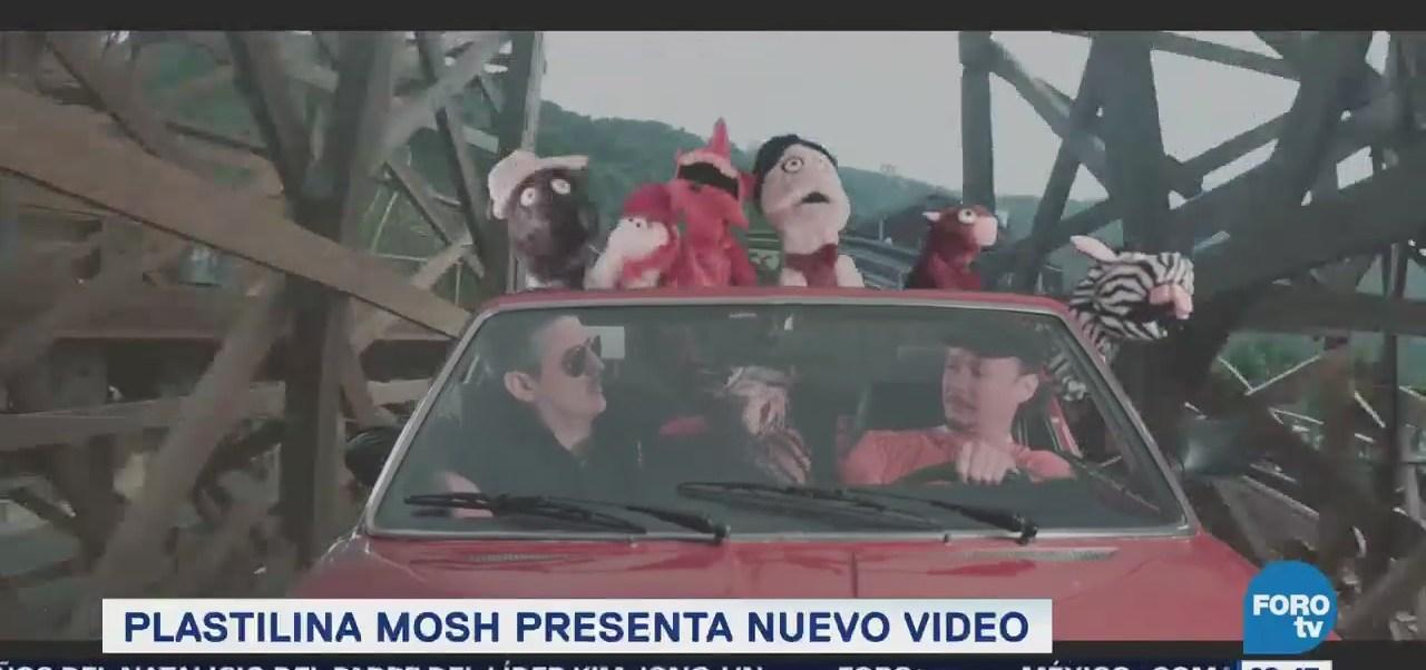 Plastilina Mosh presenta nuevo video