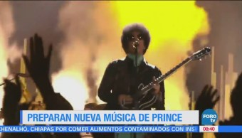 #LoEspectaculardeME: Preparan nueva música de Prince