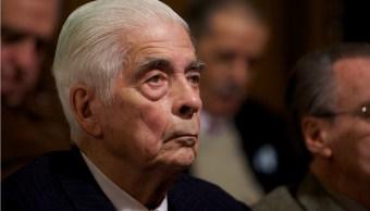 muere el represor argentino con mas condenas de lesa humanidad