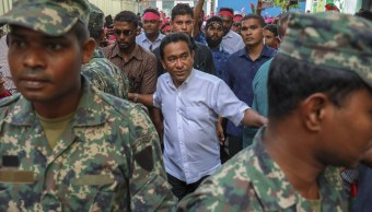 Presidente Maldivas decreta estado emergencia 15 días