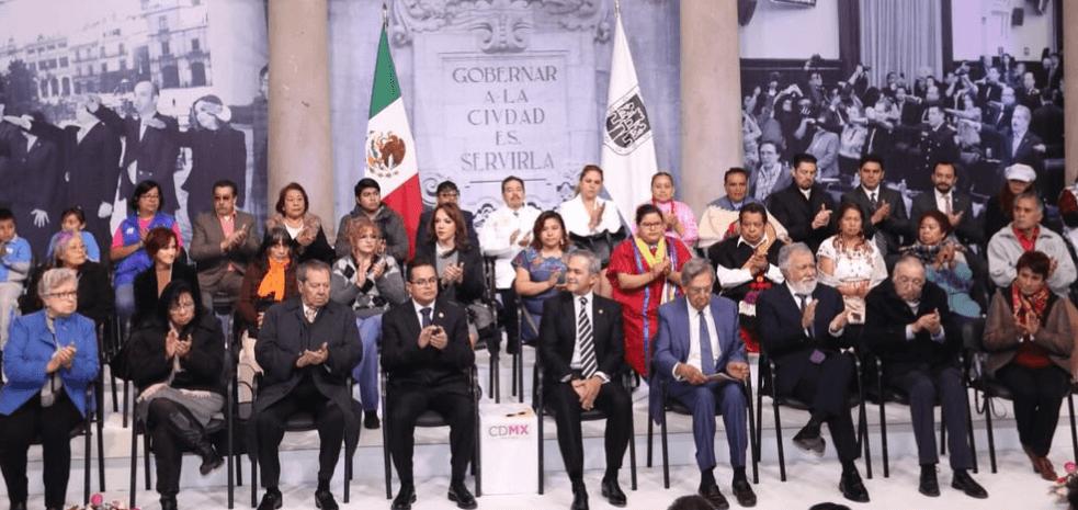 Mancera considerable indispensable una nueva Constitución para la Ciudad de México