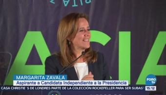 Margarita Zavala Asegura Primera Mujer Presidente México