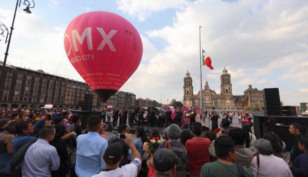 Celebran Día del Amor y la Amistad con música en la CDMX