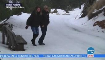 Más de seis mil visitantes en el Parque Nacional 'El Nevado' en Colima