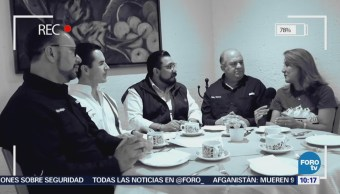 México sobre Ruedas: Sol a sol, rodada por la paz
