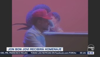 #LoEspectaculardeME: Bon Jovi será homenajeado